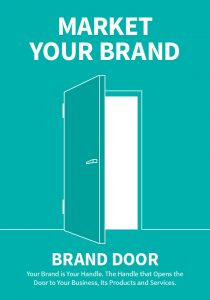 Image of Door Opening - Market Your Brand