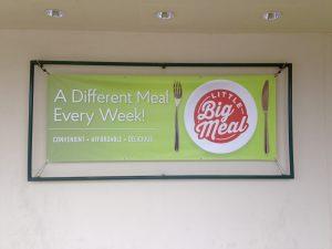 Banner: Branded Service Little Big Meal